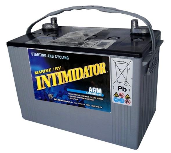 аккумулятор для лодочного электрического мотора